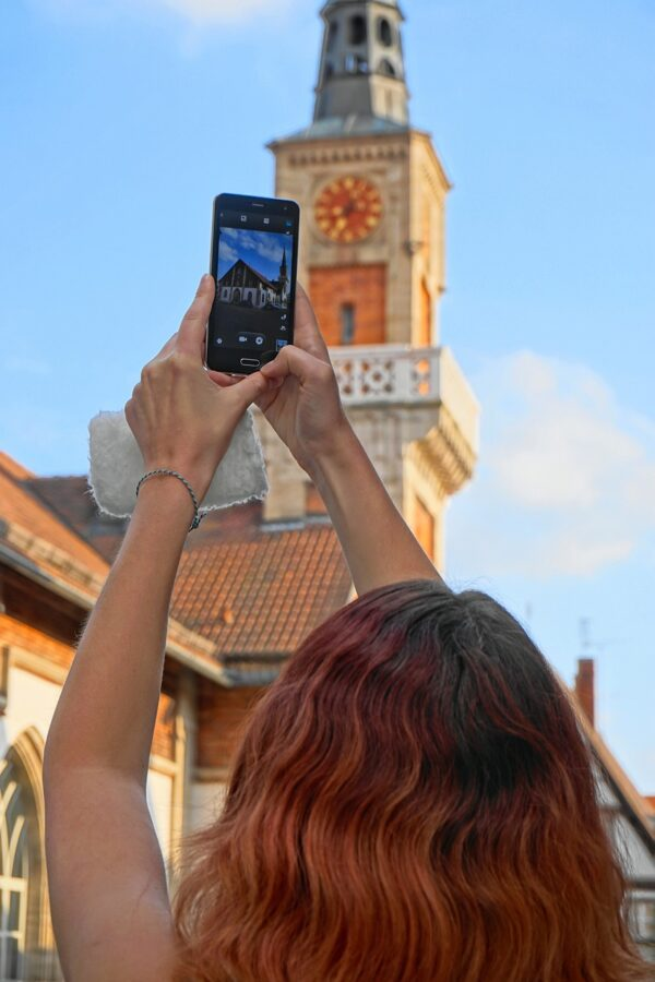 photograph, taking pictures with smartphone, smartphone